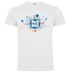 CAMISETA 45 aniversario